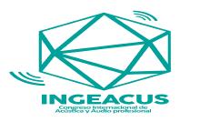 Abiertas inscripciones para Congreso Internacional de Acústica y Audio Profesional INGEACUS 2017