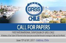 UACh patrocina el Primer Simposio Internacional de Geociencia y Teledetección IEEE-GRSS Chile que se realizará en Valdivia