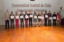 Universidad Austral de Chile tituló a 150 nuevos ingenieros