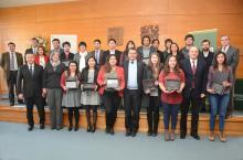 Ingeniería UACh se adjudica tres becas de movilidad internacional en España