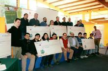 Concurso Desafío InnovING de Ingeniería UACh premió seis innovadoras propuestas