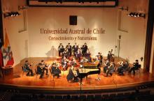 Orquesta de Cámara de Valdivia realizará concierto gratuito en Miraflores