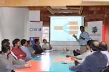 Equipo InnovING 2030 recibe visita de Director Ejecutivo de Fomento Los Ríos