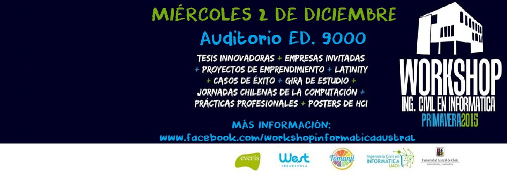 WORKINFORMATICA2015